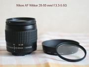 NIKON 28-80 mm,  NIKON 80-200 mm + бонус