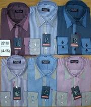 Школьная форма ( сорочки,  рубашки,  галстуки)