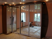 Шкаф зеркальный от 12000р. м/п. Новая услуга шкаф online.