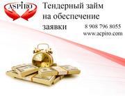 Тендерный займ на обеспечение заявки для Хабаровска