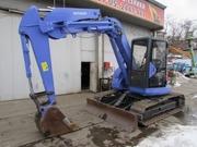 Услуги Экскаватор - планировщик ямобур Hitachi EX 75 ,  8 тонн масса.