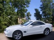Mercedes-Benz SL-Class,  2002 год