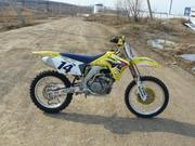 Продам кроссовый мотоцикл RMZ450,  конец 2007 года